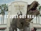 Überraschung: Jurassic World - The Ride ist jetzt geöffnet