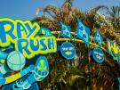 Aquaticas brandneue Wasserrutsche Ray Rush eröffnet