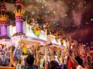 Halbzeit bei Mardi Gras in Orlando