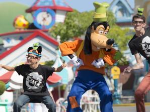 3 Tage Disneyland Resort 1 Park pro Tag Ticket