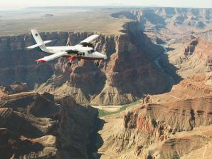 Grand Canyon Highlights Flug - Visionary Air Tour