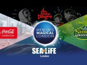 Merlin's Magical London - 5 Attraktionen in 1 Ticket