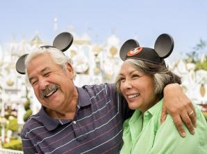 4 Day Disneyland Resort 1 Park pro Tag Ticket