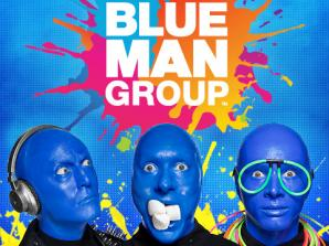 Blue Man Group Las Vegas Tickets