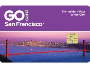 Go San Francisco Card