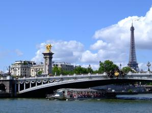 Paris Sightseeing Cruise