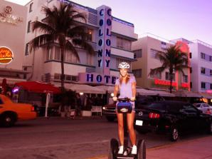 Segway at Sunset Tour - Miami
