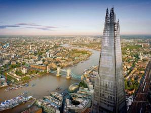 The View from The Shard Einzigartige Ausblicke über London