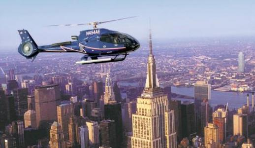 New York Helikopter Rundflug ab 107€