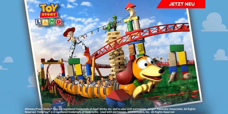 Walt Disney World Tickets für 2019 sind da!