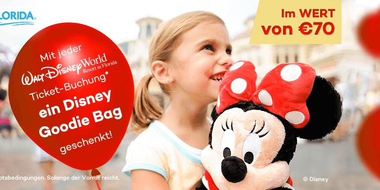 Ihr GRATIS Disney Überraschungspaket im Wert von €70 logo
