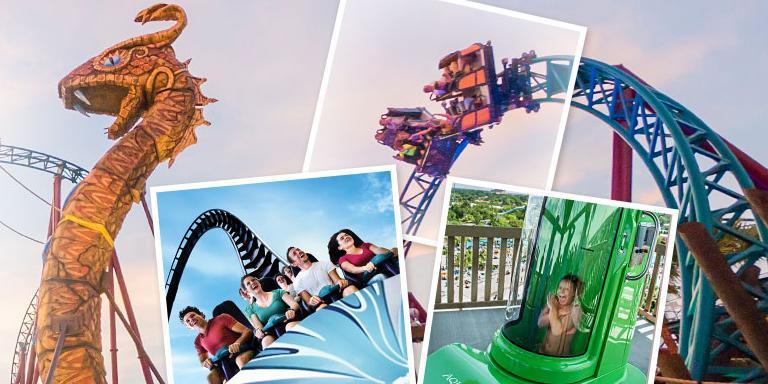 SeaWorld 3 Parks zum Preis von 2 & GRATIS Parken!