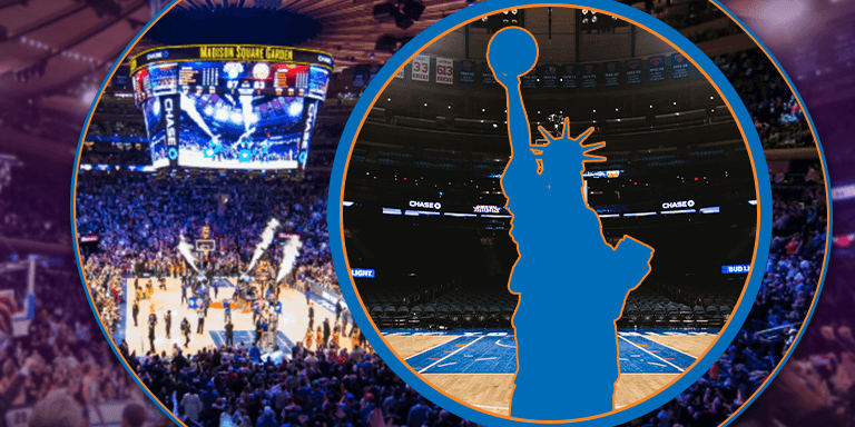 New York Knicks - NBA Basketball Tickets
