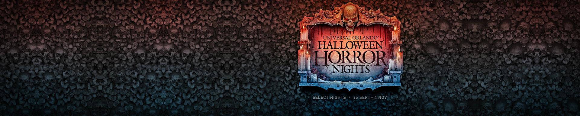 Erleben Sie die Universal Orlando™ Halloween Horror Nights™
