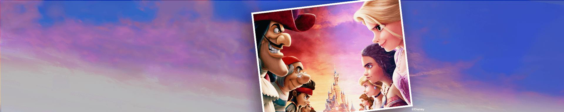 Bist du eine Prinzessin oder ein Pirat?