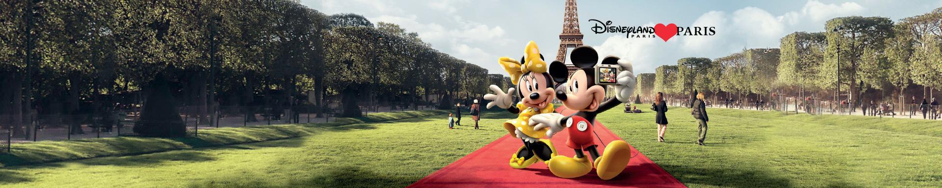 Disneyland Paris Sommer-Sparticket: 3 Tage zum Preis von 2