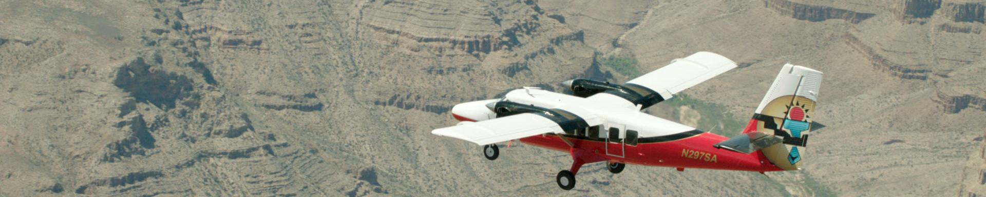 Fliegen Sie zum Grand Canyon von Las Vegas ab nur €139!