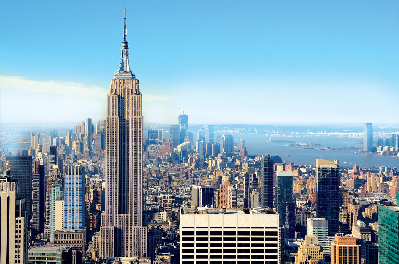 Bildergebnis für new york the empire state building